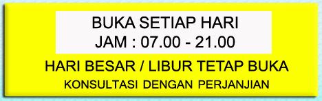 Hubungi Kami - Terapi Tumbuh kembang Anak 085101403939